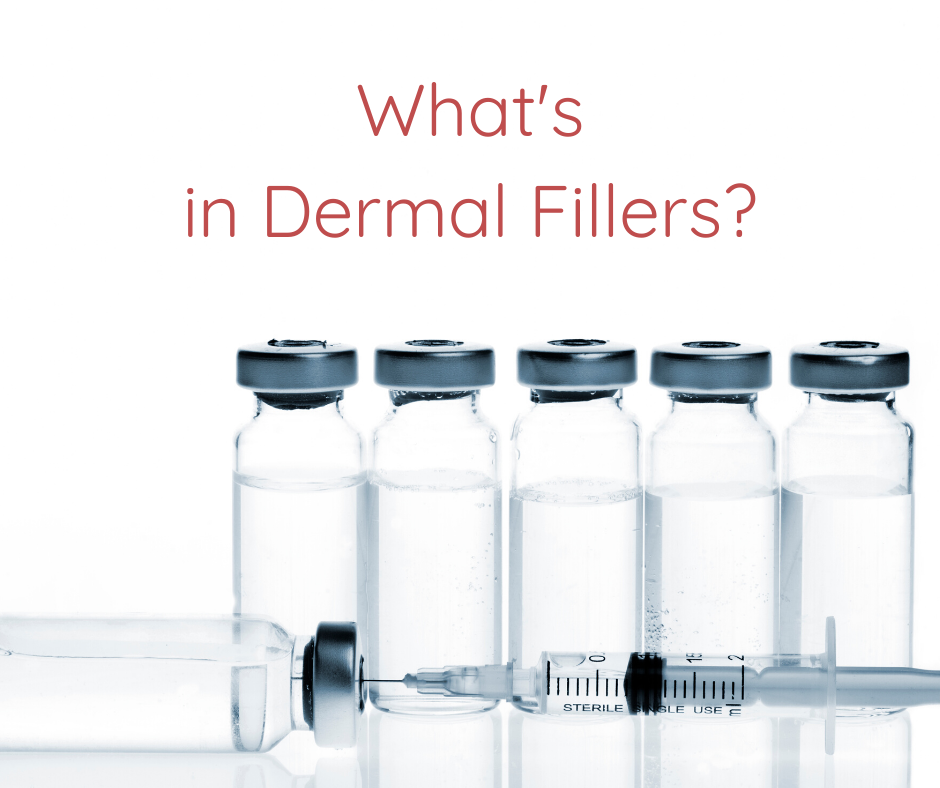 What's In Dermal Fillers?